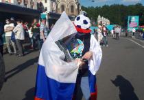 Перед матчем Россия – Бельгия в Санкт-Петербурге смешались все: обычные туристы, болельщики, бельгийцы, россияне