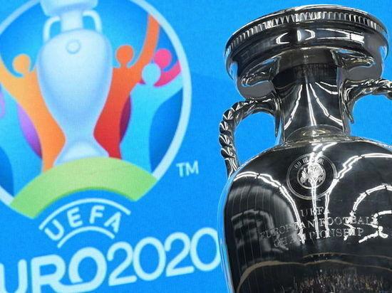 Сборная Финляндии обыграла команду Дании в матче Евро-2020