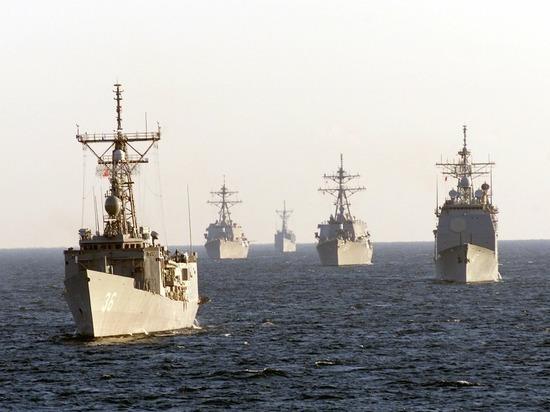 Россия начала военные учения в Тихом океане