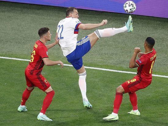 Форвард российской сборной по футболу Артем Дзюба прокомментировал проигрыш команде Бельгии в матче первого тура группового чемпионата Евро-2020