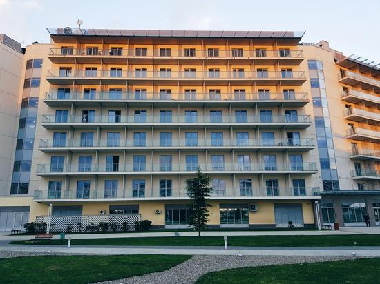 На курортах Краснодарского края работает около 10,3 тысячи средств размещения