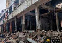 Мощный взрыв газа произошел рано утром в воскресенье в районе Чжанвань города Шиянь (провинция Хубэй) в центральном Китае