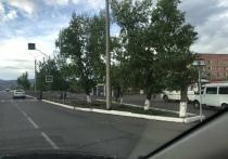 В столице Тувы перенесли автобусную остановку «Южный»