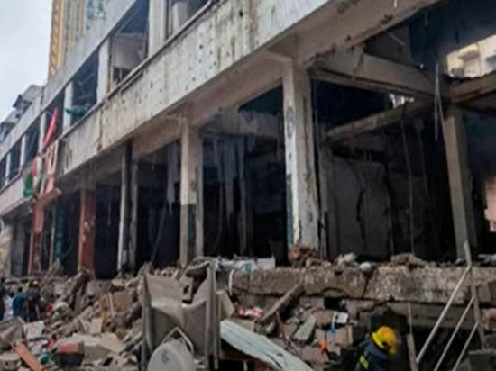 Трагедия произошла в городе Шиянь рано утром