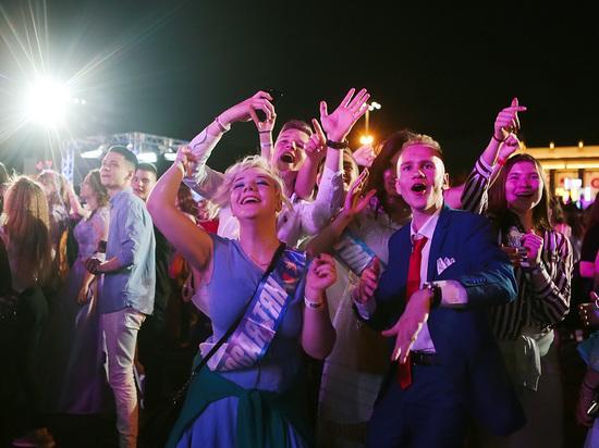 В Москве отменили общегородской выпускной в Парке Горького