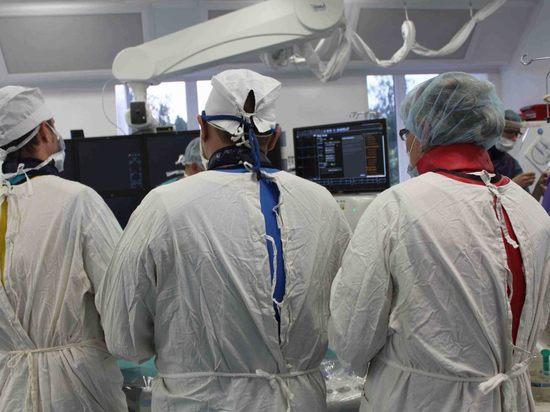 Больница Кумертау получила ангиограф