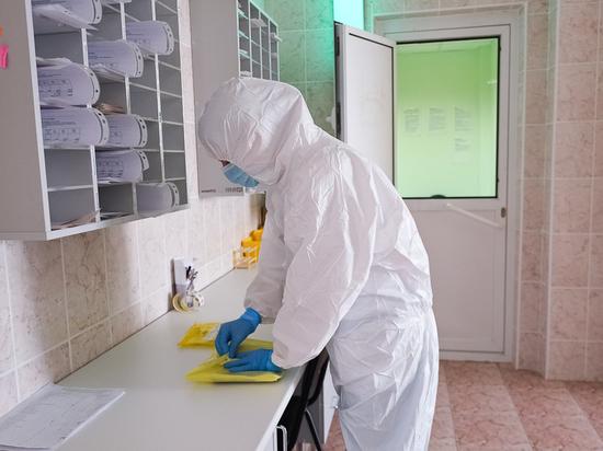 В Прикамье зафиксировано 102 случая коронавируса
