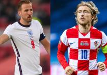 """В воскресенье, 13 июня, в Лондоне на стадионе """"Уэмбли"""" прошел матч чемпионата Европы по футболу между сборными Англии и Хорватии"""
