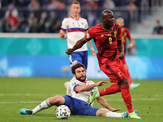 Российские болельщики болезненно восприняли поражение от Бельгии на старте Евро-2020