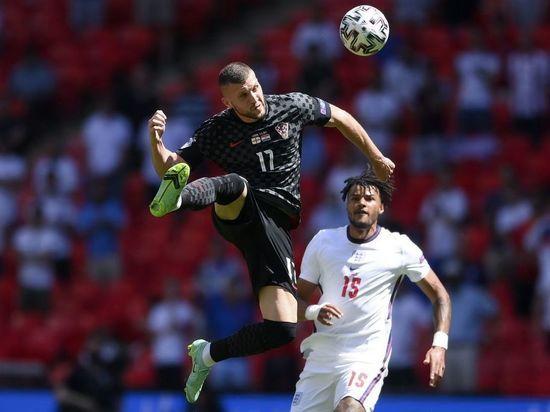 Англия обыграла Хорватию в своем первом матче на Евро-2020