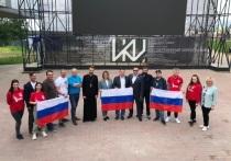 В День России калужане увидели фильм о Великом стоянии на Угре