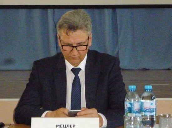 В Омской области из глав районов больше всего заработал за год Фридрих Мецлер