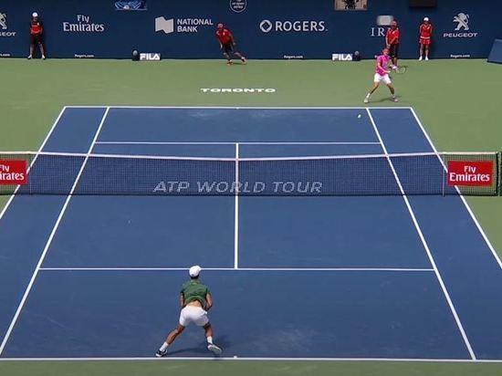 Сербский теннисист Джокович победил на Roland Garros