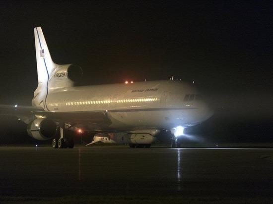 """Разработанный секретным подразделением Космических сил США аппарат """"Одиссей"""", как ожидается, был запущен с авиабазы Ванденберг в Калифорнии"""