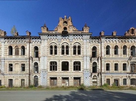 «Сибирский Зимний дворец»  восстановят за 67,5 млн рублей в Красноярском крае