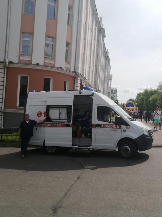 Двухлетний ребенок выпал из окна в Хабаровске