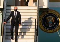 Европейское турне американского президента продолжается