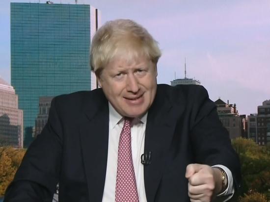 """Премьер-министр Великобритании Борис Джонсон ответил во время саммита G7 на вопрос корреспондента CNN Клариссы Уорд о том, согласен ли он с утверждением президента США Джо Байдена, что президент России Владимир Путин – """"убийца"""""""