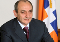 """В интервью """"МК"""" экс-президент Арцаха Бако Саакян заявил, что не боится попасть в азербайджанский плен и регулярно ездит в Степанакерт"""