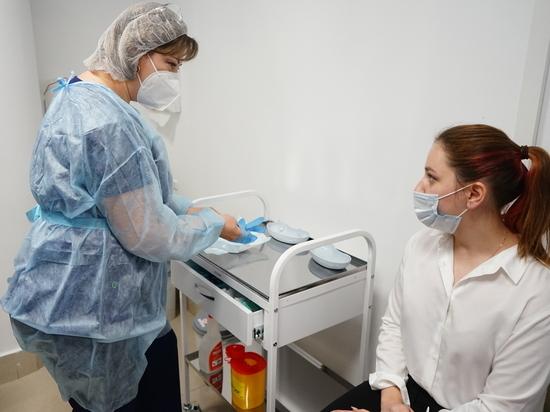 Почти 22 тысячи петербуржцев проверились на коронавирус за сутки