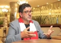 Руй Витория: хотим привнести свою лепту в развитие