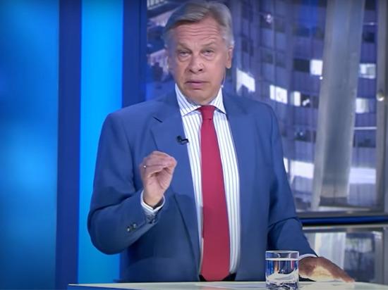 Пушков назвал паразитическими требования Украины за «Северный поток-2»
