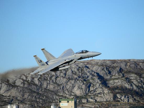 Военные контингенты из пяти стран прибыли в Северную Европу для участия в учениях НАТО