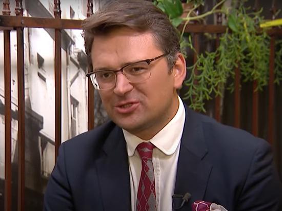 Глава МИД Украины назвал условия запуска «Северного потока-2»