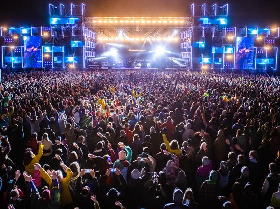 """""""Дикая Мята"""" стала первым музыкальным фестивалем с доступной средой"""