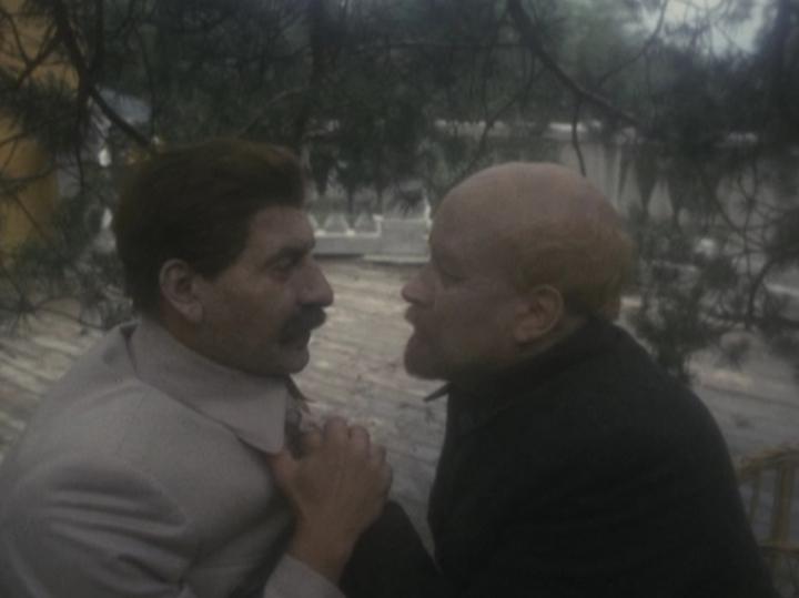 В день 70-летия Александр Сокуров снимает кино про Сталина и Гитлера