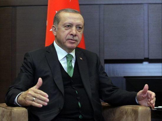 Эрдоган заявил Байдену о неизменной позиции Турции по С-400
