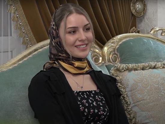 Чеченское ТВ показало интервью с Тарамовой, которую силовики увезли из убежища в Дагестане