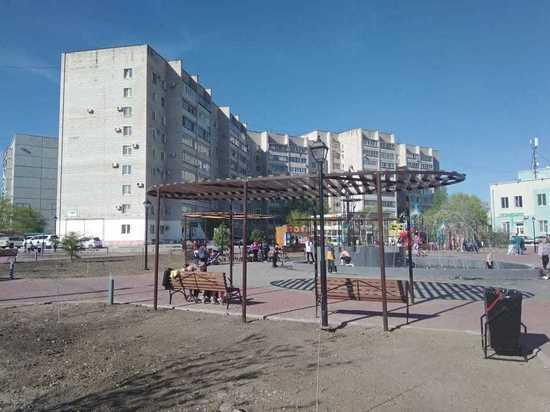Сквер для всей семьи: как теперь выглядит территория у «Харбина»  в микрорайоне Благовещенска