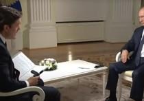 NBC дословно перевел фразу Путина о «лиге сексуальных реформ»