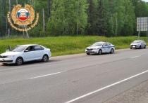 В Карелии водители могут лишиться прав из-за опасного обгона