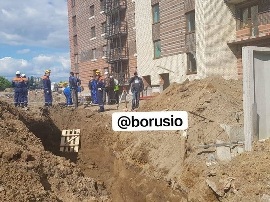 Рабочий погиб под завалом на стройке в Академгородке Красноярска