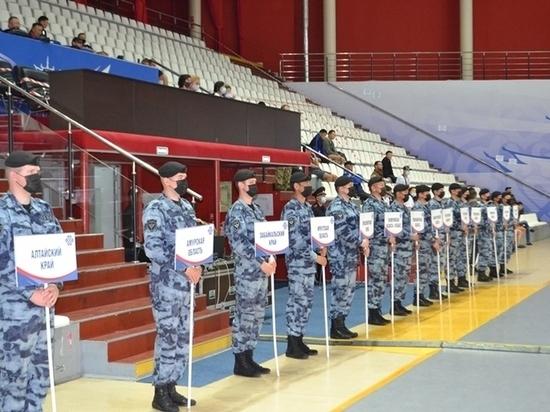 В Улан-Удэ прошел турнир по боевому самбо памяти погибших ОМОНовцев