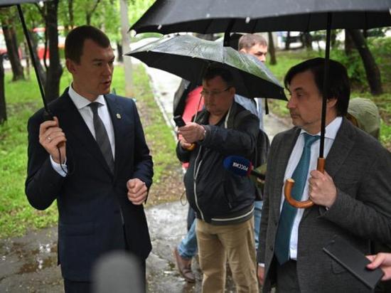 Месяц назад Комсомольску-на-Амуре присвоили почетное звание «Город трудовой доблести»
