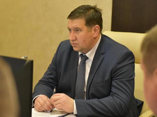 Экс-министра транспорта Алтайского края отправили под домашний арест