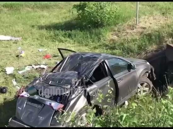 ДТП в Башкирии: один человек погиб, трое пострадали