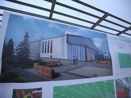 Под Волгоградом строят новый крытый футбольный манеж