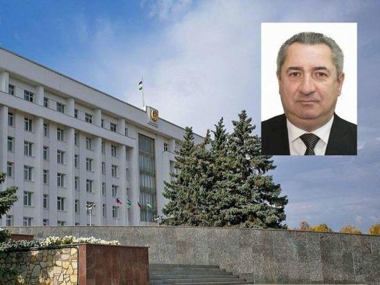 Радий Хабиров возложил обязанности министра ЖКХ Башкирии на Алана Марзаева