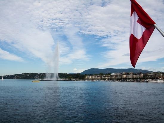 Швейцария ввела ограничения в воздушном пространстве перед саммитом Россия—США