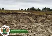 Брянский суд обязал ООО «Спецтехстрой» рекультивировать нарушенную почву