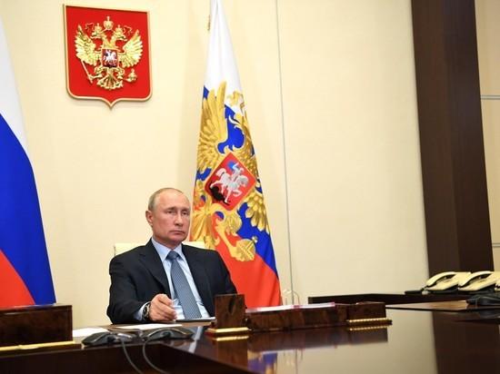 Путин потребовал допустить родителей к контролю питания в школах