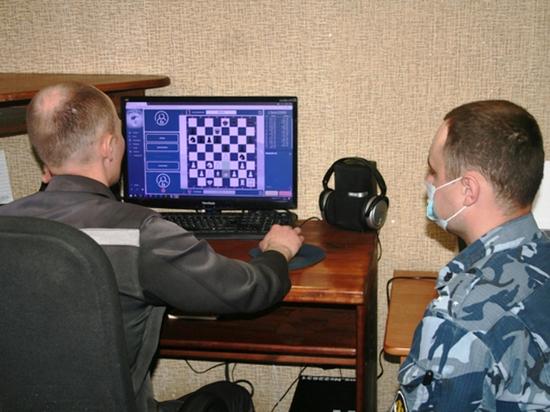 Осуждённый из Псковской области занял 3 место в турнире по шахматам
