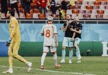 На чемпионате Европы-2020 разгорается межнациональный скандал — нападающий сборной Австрии Марко Арнаутович после гола в ворота Северной Македонии (3:1) якобы оскорбил игроков соперника с албанскими корнями. УЕФА открыл дело в отношении футболиста.