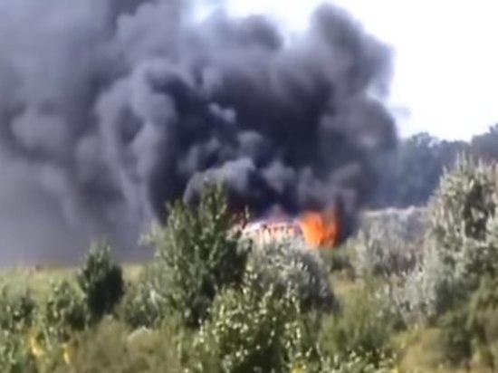 В ДНР сообщили о подрыве двух украинских военнослужащих