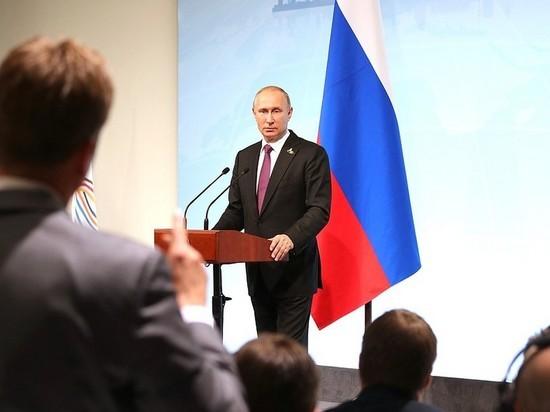 Путин выйдет к прессе в Женеве раньше Байдена