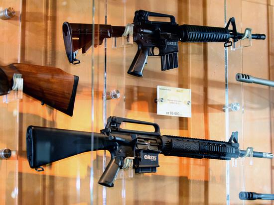 Поправки в оружейное законодательство подверглись жесткой критике: «Грабят людей»